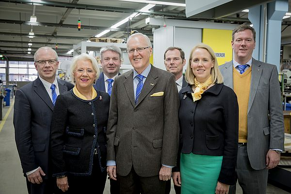 Harting Technology Group On Growth Track