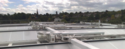 Electric linear actuators lock Wimbledon's roof