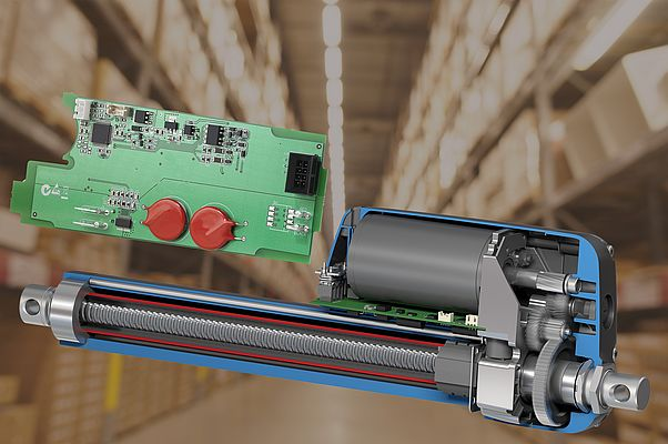 Emergence of Smart Actuators Signals towards Maintenance 4.0
