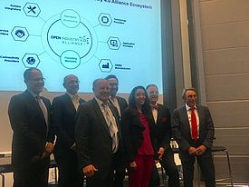 The Open Industry 4.0 Alliance Announced at Hannover Messe 2019