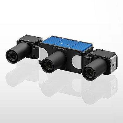 Ensenso XR: 3D Data Directly from the Camera