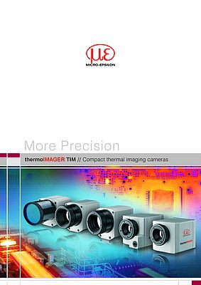 thermoIMAGER TIM Compact thermal imaging cameras