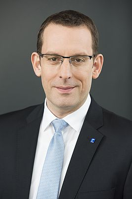 Arno Reich, Senior Vice President of Hannover Messe at Deutsche Messe