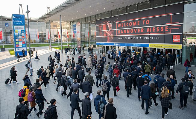 Get Your Free Ticket to Hannover Messe 2020