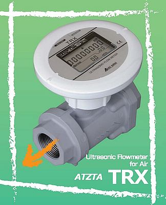 Ultrasonic Flowmeter for Air