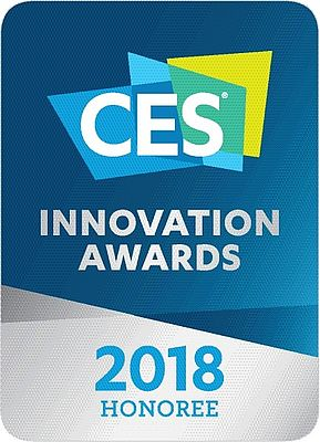Bosch Receives the Title of CES 2018 Innovation Awards Honoree