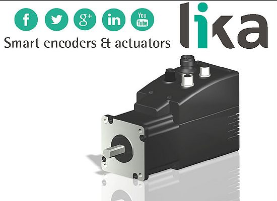 Smart Rotary Actuator RD6