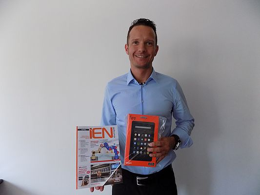 IEN Europe Announces the Winner of its Contest