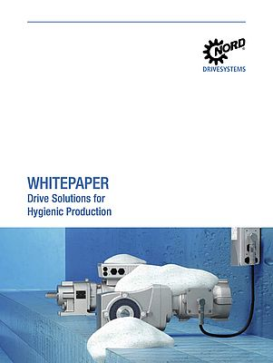 Drive Solutions for Hygienic Production