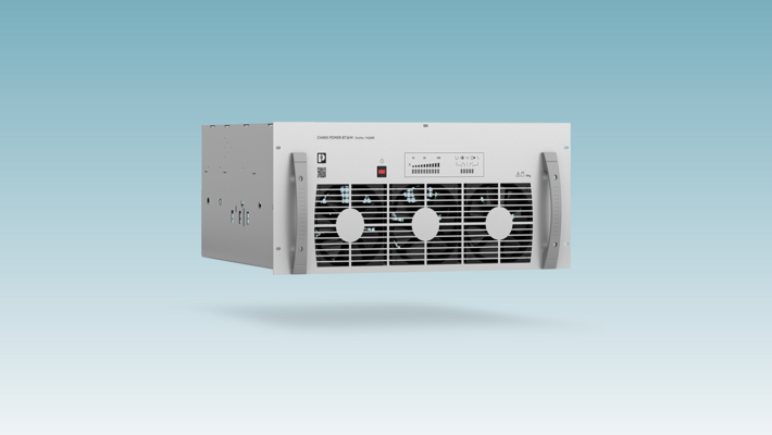 The CHARX power DC power electronics from Phoenix Contact