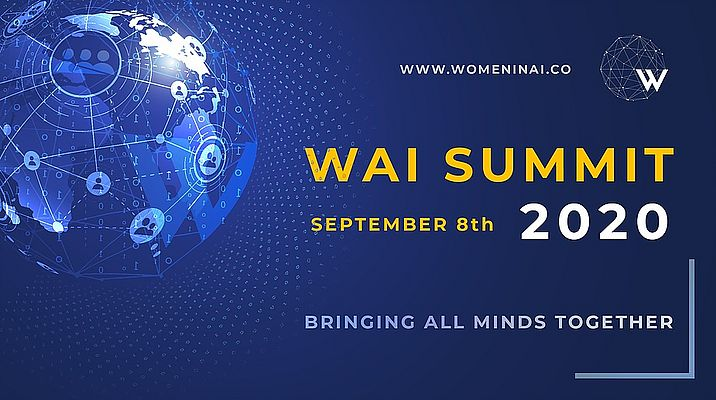 Women in AI Summit to be Held on September 8