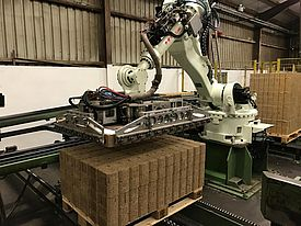 Multi-million Cycle Robot Replaced After Almost 20 Years