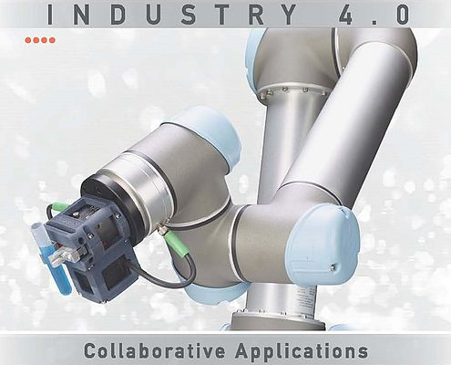 Industry 4.0 Collaborative Applications