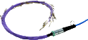 Prepackaged Fibre-Optic PCIC Universal Cable