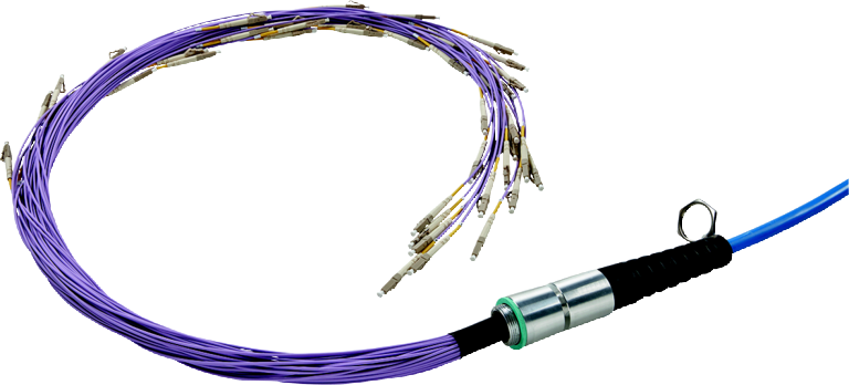 Fibre-optic cable (FO) OpDAT PCIC