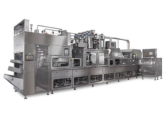 Bosch Introduced New Filling Solutions at the Anuga FoodTec 2015