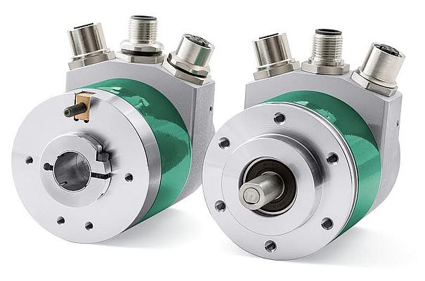Singleturn and Multiturn Absolute Encoders with POWERLINK