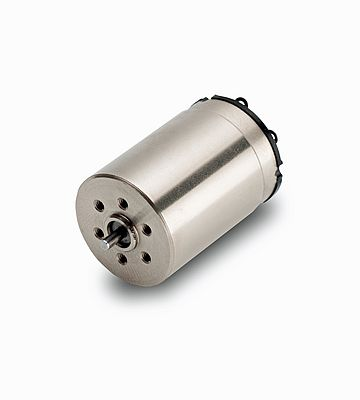 Brush DC Motors