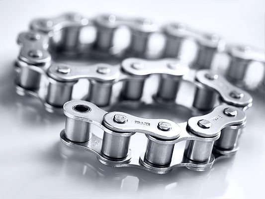Maintenance-free Stainless Steel Chains