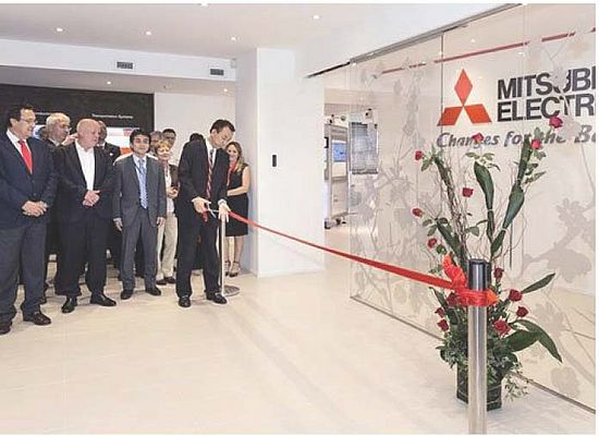 New Mitsubishi Electric FA Center in Italy