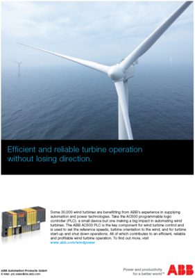 Automation and Power Technologies from ABB