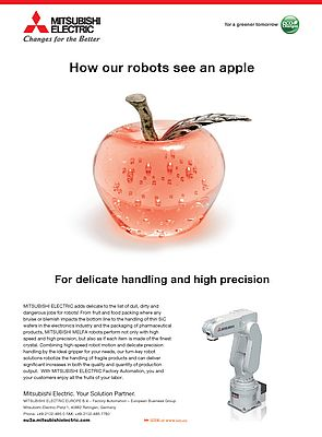 Robots for Delicate Handling and High Precision