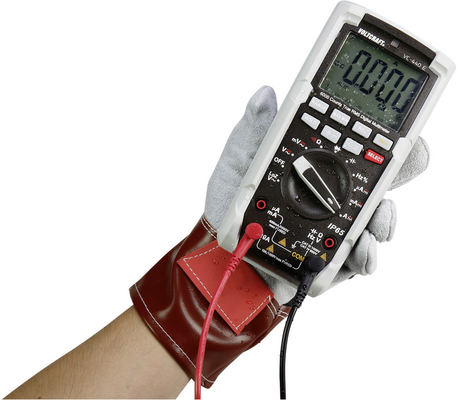 Depending on the application, measuring devices or digital multimeters are subdivided into different measurement categories