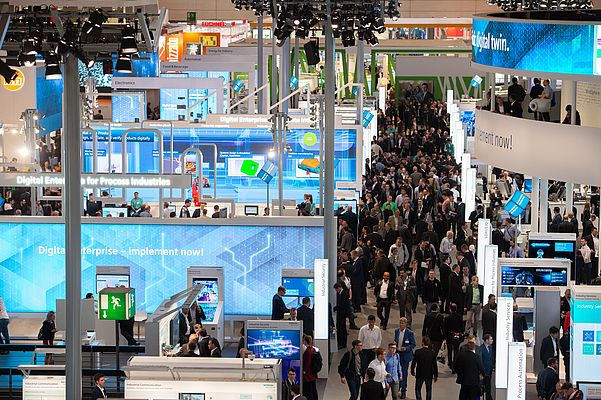"""At Hannover Messe, Exhibitors Demonstrate 500 Functional Examples of Industrie 4.0''"