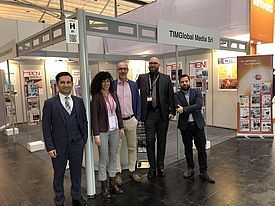 IEN Europe Exhibits at Hannover Messe 2019