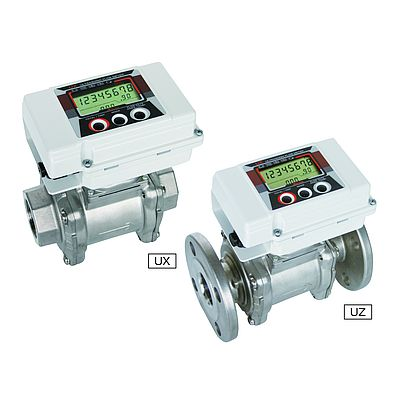 Aichi makes available two series of ultrasonic flowmeters for fuel gas