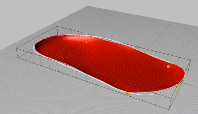 Podoactiva/Ingecon simulation scenario on the CloudSME platform (3D scan insole design)