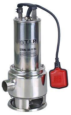 Wastewater Submersible Pumps