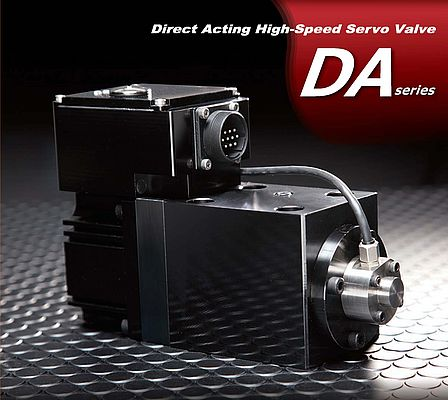 Direct Acting High-Speed Servo Valve
