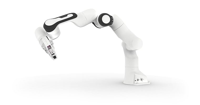 Self-teaching cobot