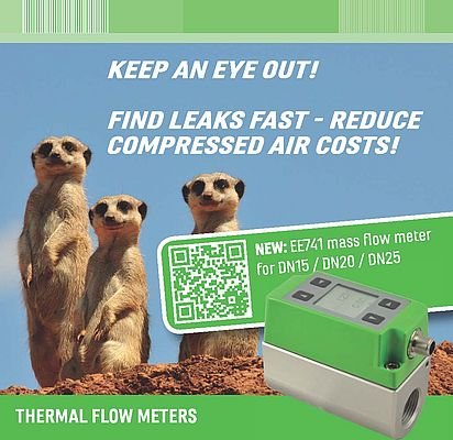 Thermal Flow Meters