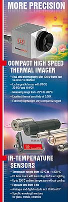 Compact high speed thermal imager