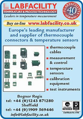 Thermocouple connectors & temperature sensors