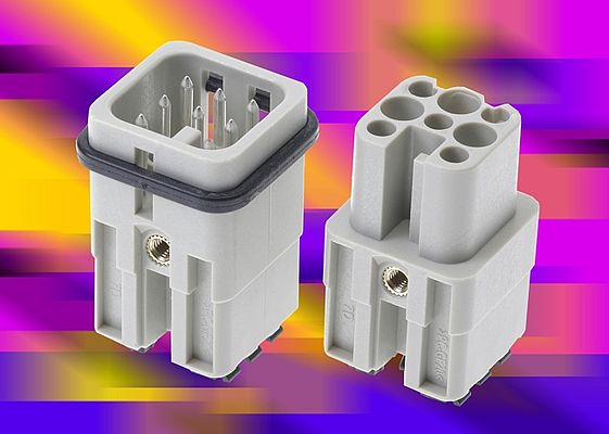Compact Industrial Connectors