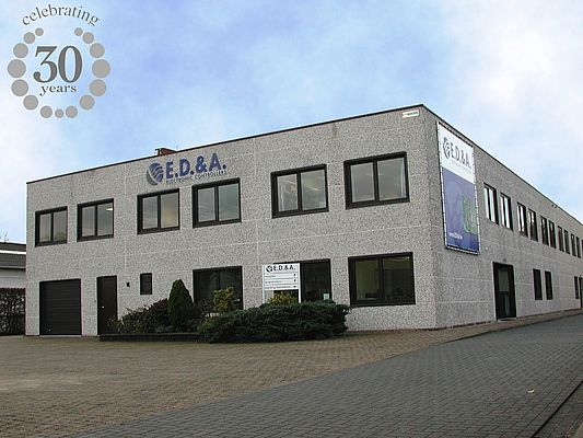 Belgium Manufacturer of electronic controllers celebrates 30th anniversary