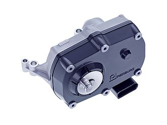 Electric Actuators for Turbochargers