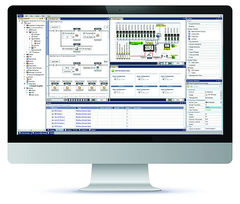 PLC+HMI Programming Software to Hit Application Requirements