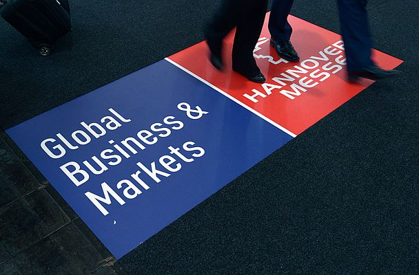 Global Business & Markets Partner: Platform for Industrial Growth Markets Worldwide