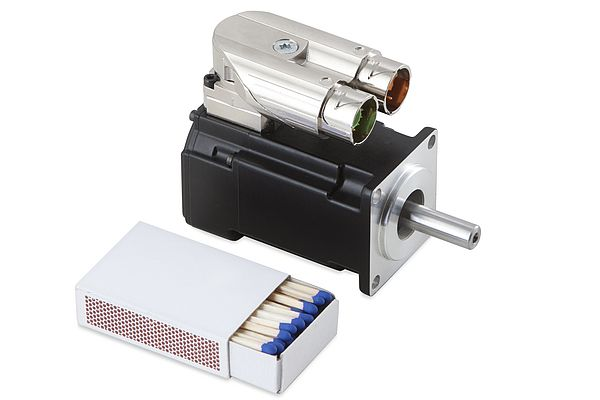 Low-voltage Servomotor Series