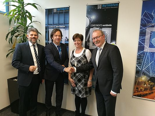 Worldwide Collaboration Between Fischer Elektronik and Rutronik