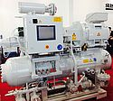 High Efficiency in Gas Compressors