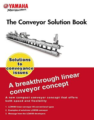 Linear Conveyor Solution Book