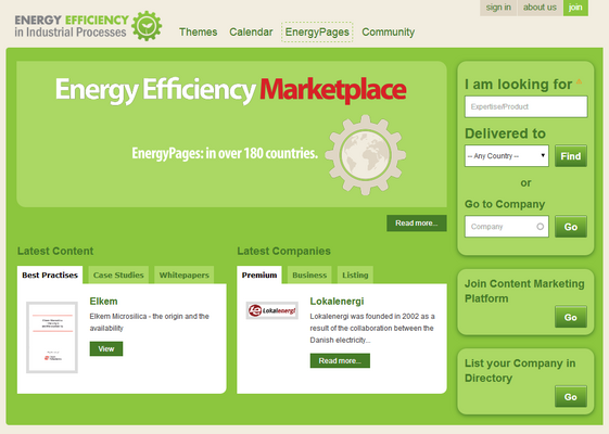 SME marketing in energy efficiency frame