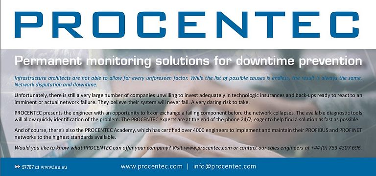 Permanent monitoring solutions for downtime prevention