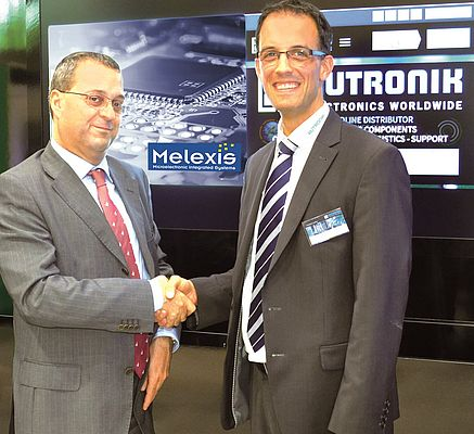 Rutronik Became Melexis Global Distributor