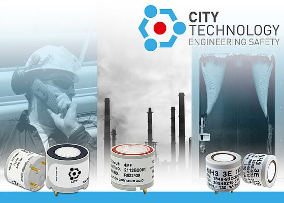 City Technology will be Exhibiting at Sensor + Test 2015